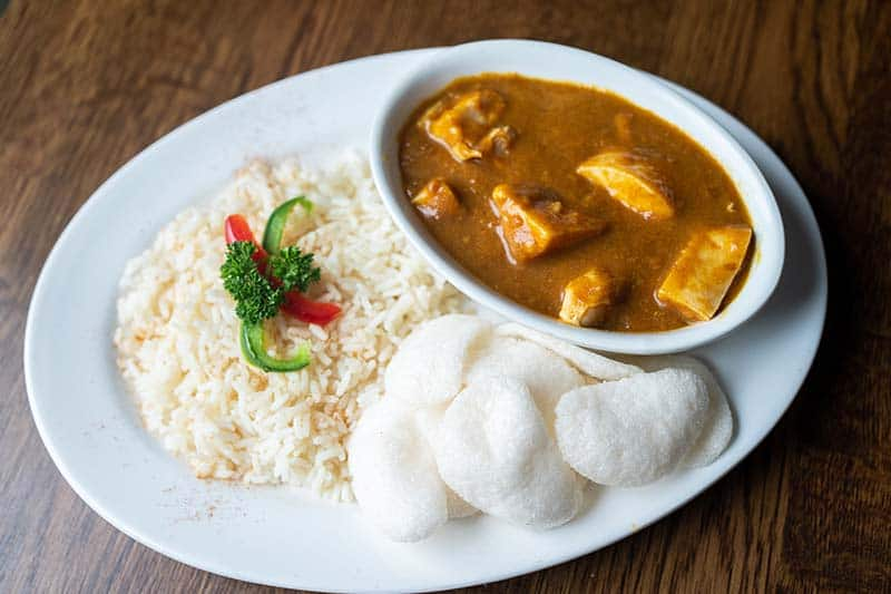 Chicken Curry 800x533